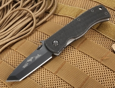 Emerson Mini CQC-7 BW-BT Tactical Folding Knife with 154CM Steel