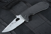 Emerson Endeavor SFS Serrations with Wave
