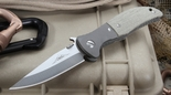 Ernest Emerson Gentleman Jim Custom Tactical Folding Knife - SOLD