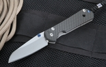 Exclusive Chris Reeve Carbon Fiber Small Sebenza Insingo