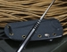 """Exclusive """"Memphis Toothpick"""" Crawford Knives Fixed Blade Knife"""