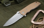 Fantoni HB 01 Desert Tan Tactical Folding Knife