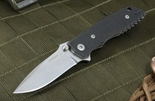 Fantoni HB 02 Black - Harsey Design Folding Knife
