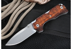 Fantoni Hide Snakewood Folding Knife