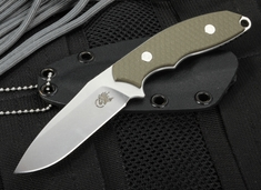 "Rick Hinderer Flashpoint 3"" Tactical Neck Knife"