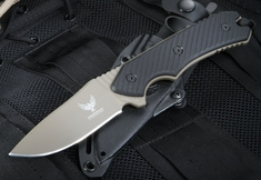 Freeman 451 FDE Fixed Blade Knife