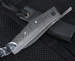 Hiroaki Ohta Small Friction Folder - Carbon Fiber Folding Knife