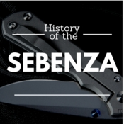 History of the Chris Reeve Sebenza Folding Knife.