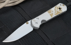 Chris Reeve Small Sebenza 21 CGG Inside Time Graphic