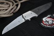 Jason Clark Wharncliff Tactical Flipper