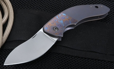 Jens Anso Custom Cato Tactical Folding Knife