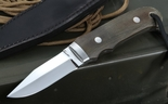 Joel Chamblin New York Special Fixed Blade Knife - SOLD