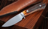 Joel Chamblin Stag Hunting Guide Knife - SOLD