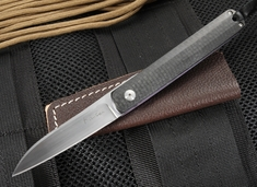 Kansei Matsuno DB03 - Modified Spearpoint Carbon Fiber Friction Folder