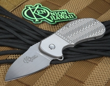 Ken Onion Chubbster - Custom Speed Safe Folding Knife