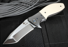 Kirby Lambert Custom SNAP MGT Zirconium and XHP Steel Flipper
