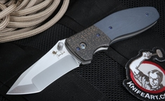 Kirby Lambert Orion MGT  Tactical Folding Knife 2