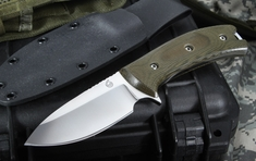 "KnifeArt.com Extreme Field Knife - 4"" Fixed Blade"