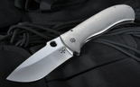 "Les George 5"" Massive FM-1 Tactical Folding Knife - SOLD"