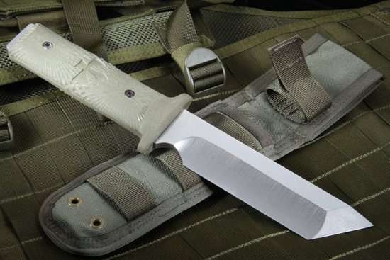 Les George EOD XM-7 Fixed Blade Knife - SOLD
