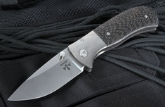 Les George FM-1 Lightning Strike Tactical Folding Knife - SOLD