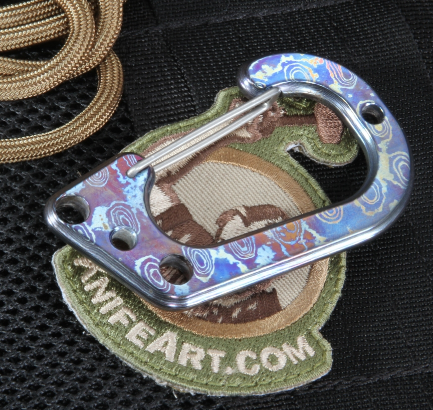 Les George Mokuti Carabiner (Gear Only)