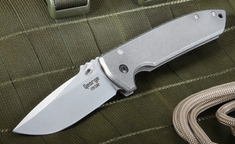 Les George VECP Tactical Folding Knife - SOLD