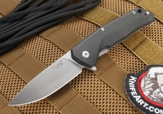 LionSteel T.R.E. Three Rapid Exhange - Black G-10 - with M390 Steel