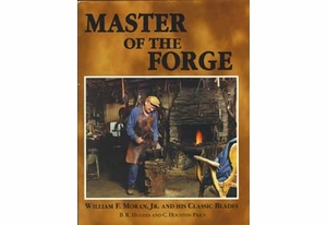 """Master of the Forge"" Bill Moran Book"