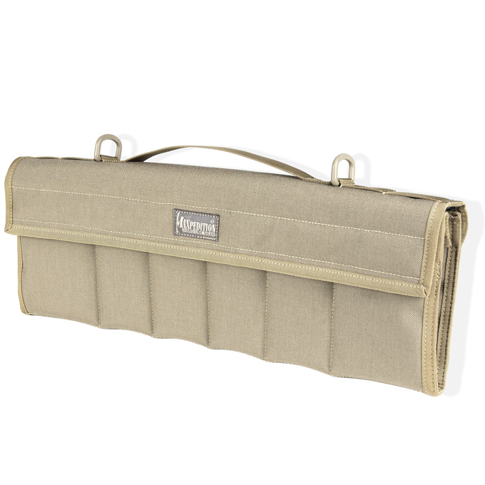 Maxpedition Dodecopod 12 Knife Carry Case Desert Tan