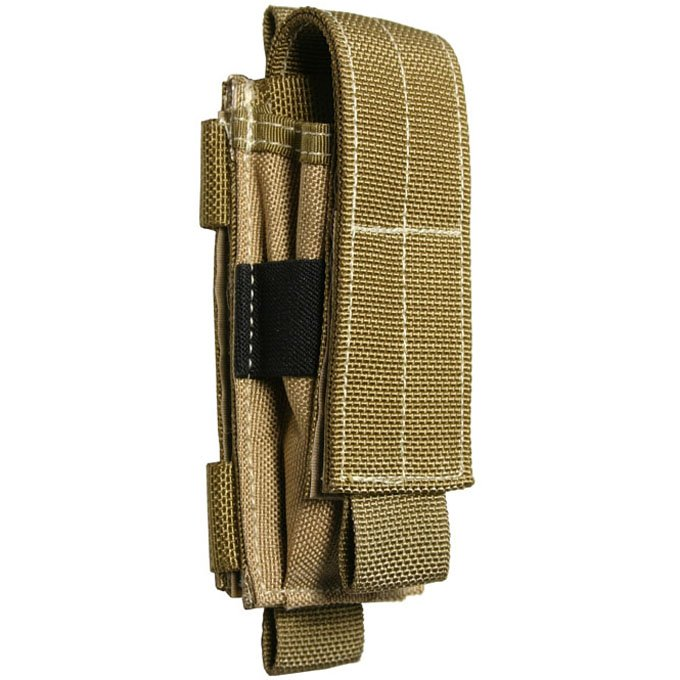 Maxpedition Folding Knife Sheath - Tan Nylon