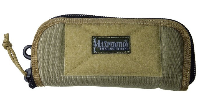 Maxpedition R-7 Tactical Khaki - Padded Knife Case & Carrier