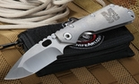 Mick Strider Custom SMF CC Nightmare Grind Tactical Folding Knife