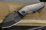 Mick Strider Custom DLC SJ75 Nightmare Grind Tactical Folding Knife - SOLD
