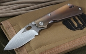 Mick Strider Custom PT Spearpoint Tactical Folding Knife 2 - SOLD