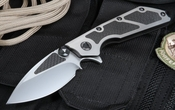 Marfione Custom D.O.C. - Carbon Fiber  - High Polish