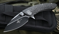 Microtech Marfione Custom Whaleshark - Black Coating - SOLD