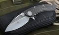 Microtech Marfione Custom Whaleshark Carbon Fiber Folding Knife -SOLD
