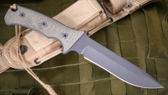 More On The Neil Roberts Knife by Bill Harsey