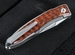 Chris Reeve Mnandi Snakewood Folding Knife