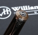William Henry TW1 1202 Macassar Ebony Twist Pen