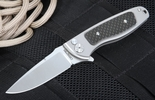 Rod Olson Quick Flick Carbon Fiber Tactical Folder