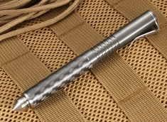 Matthew Martin Screw Cap Zirconium and Carbon Fiber Pen S500ZrCF
