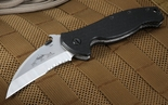 Emerson P-SARK-SFS Partial Serrations Folding Knife