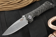Southern Grind Spider Monkey - Drop Point Carbon Fiber