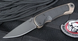 Spartan Akribis - Carbon Fiber and Flat Dark Earth Tactical Folder