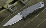 Spartan Akribis - Carbon Fiber Tactical Folding Knife