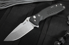 Spartan Blades Pallas Flipper Folding Knife with S35VN Steel