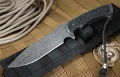 Spartan Blades Horkos Damascus Steel Special Edition Knife