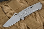 Spartan Nymph Integral Frame Slipjoint Folding Knife